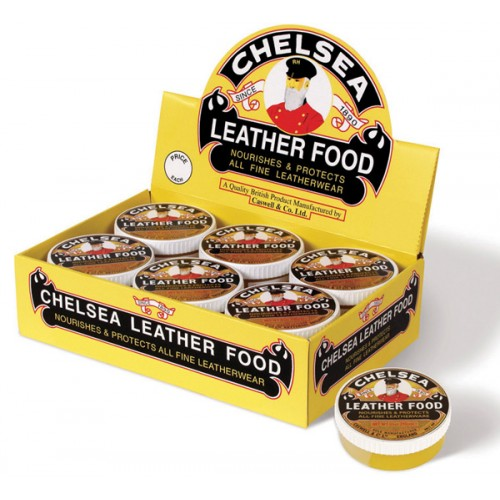 Holly&Lil love Chelsea Leather Food